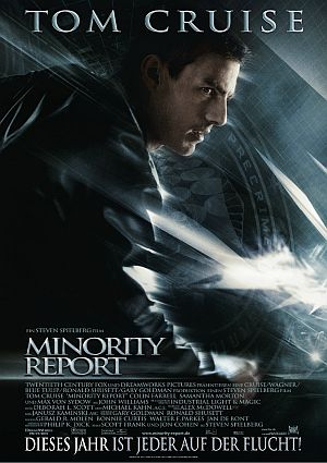 Minority Report (kino) 2002