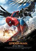 Filmplakat zu Spider-Man: Homecoming 3D
