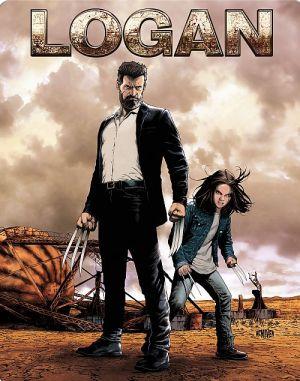 Logan - The Wolverine (Blu-ray Steelbook) (2017)