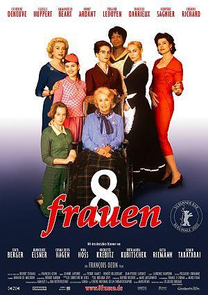 8 Frauen, 8 Femmes (kino) 2002