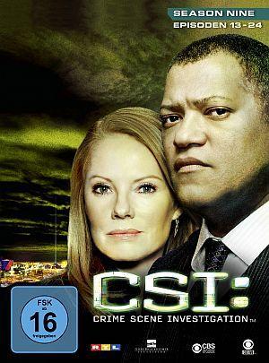 CSI: Crime Scene Investigation - Season 9.2