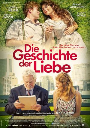 Die Geschichte der Liebe, The History of Love (Kino) 2017