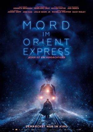 Mord im Orient Express, Murder on the Orient Express (Kino) 2017