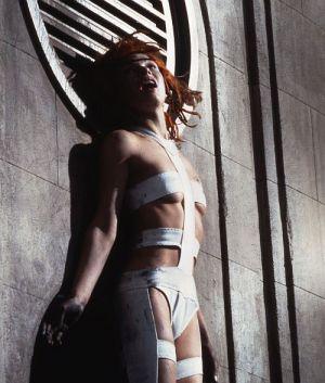"""Milla Jovovich ist """"Das fünfte Element"""" (Le cinquième élément , 1997)"""