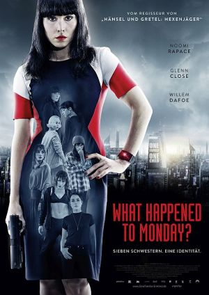 What Happened to Monday?, Seven Sisters (Kino) 2017
