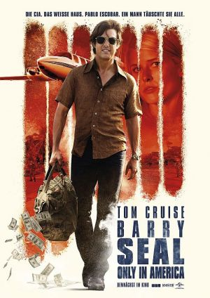 American Made, Barry Seal - Only in America (Kino) 2017