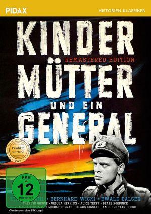 Kinder, Mütter und ein General (DVD) 1955