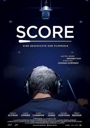Score - Eine Geschichte der Filmmusik, Score: A Film Music Documentary (Kino) 2016