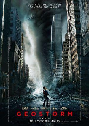 Geostorm 3D (Kino) 2017