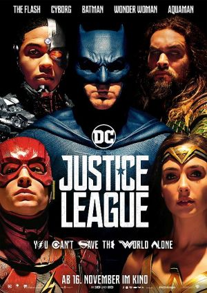 The Justice League Part One (Kino) 2017