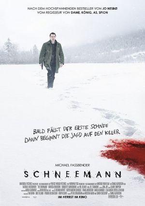 Schneemann, The Snowman (Kino) 2017