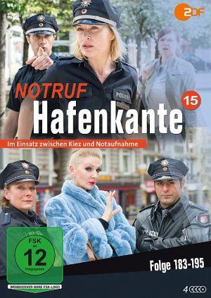 Notruf Hafenkante 15 (Folge 183-195) (DVD) 2007