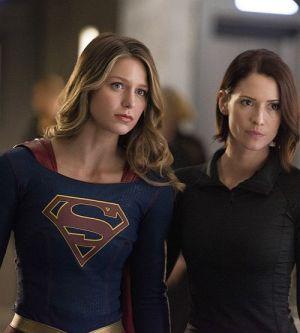 Supergirl (Szene) 2015