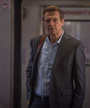 "Liam Neeson ist ""The Commuter"" (2018)"