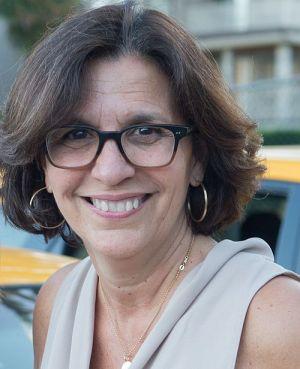 """Buchautorin R.J. Palacio am Set von """"Wunder"""""""