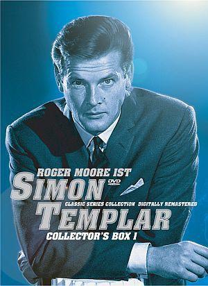 Simon Templar - Collectors Box 1