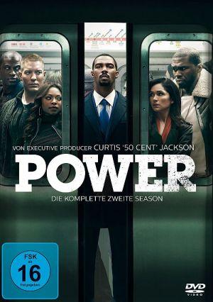 Power - Die komplette zweite Season (DVD) 2014