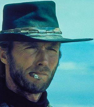 Clint Eastwood, Ein Fremder ohne Namen, High Plains Drifter (Szene 03) 1972