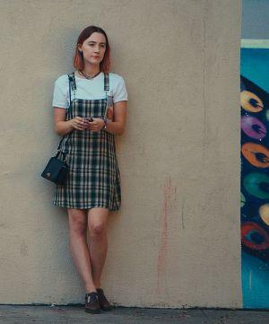 "Saoirse Ronan in Greta Gerwigs ""Lady Bird"" (2017)"