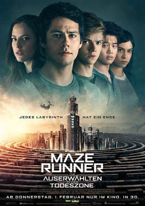 Maze Runner: Die Auserwählten in der Todeszone 3D; Maze Runner: The Death Cure (Kino) 2018