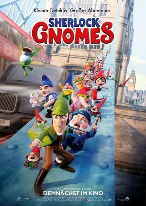 Sherlock Gnomes (Gnomeo & Juliet: Sherlock Gnomes, 2018)
