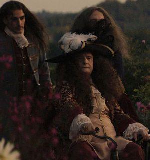 Der Tod von Ludwig XIV. (La mort de Louis XIV, 2016)
