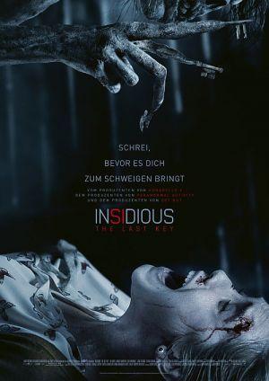 Insidious: The Last Key; Insidious: Chapter 4 (Kino) 2018
