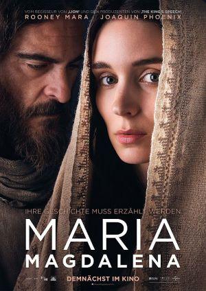 Maria Magdalena, Mary Magdalene (Kino) 2017