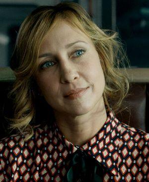 """Vera Farmiga in """"The Commuter"""" (2018)"""