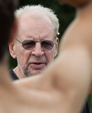 "Larry Clark am SET von ""The Smell of Us"" (2014)"