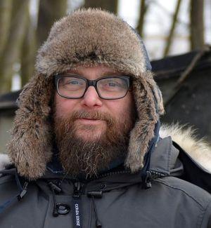 """Robert Schwentke, Regisseur von """"Der Hauptmann"""" (am SET)"""