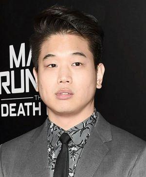 Ki Hong Lee auf der LA-Premiere (Maze Runner: The Death Cure, 2018)