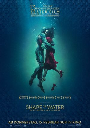 Shape of Water - Das Flüstern des Wassers (Kino) 2017