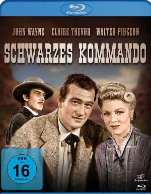 Schwarzes Kommando, Dark Command (BD) 1940