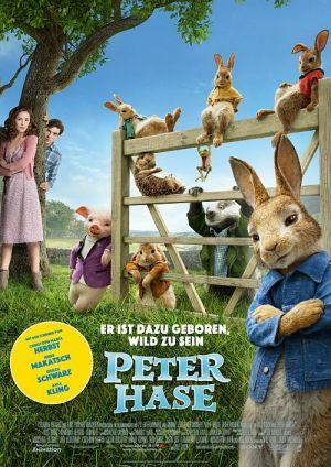 Peter Hase, Peter Rabbit (Kino) 2018