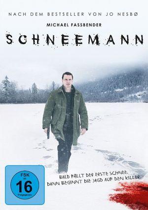 Schneemann, The Snowman (DVD) 2017