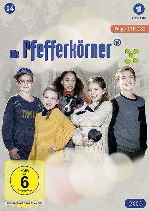 Die Pfefferkörner - Staffel 14 (DVD) 1999