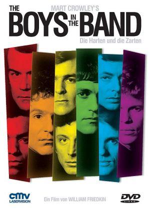 Die Harten und die Zarten, The Boys in the Band (DVD) 1970