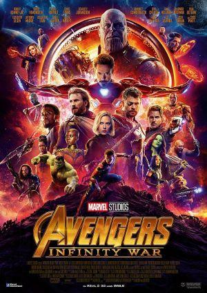 Avengers: Infinity War 3D (Postermotiv, 2018)