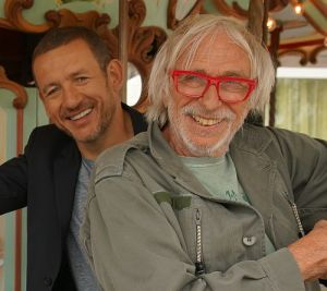 """Komiker unter sich: Dany Boon und Pierre Richard in """"Die Sch'tis in Paris"""""""