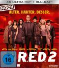 R.E.D. 2 - Noch älter. Härter. Besser. (4K Ultra HD + Blu-ray)