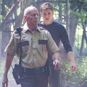 Bruce Willis & Hayden Christensen, First Kill (2017)