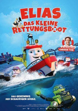 Elias - Das kleine Rettungsboot (Elias og Storegaps Hemmelighet, 2017)