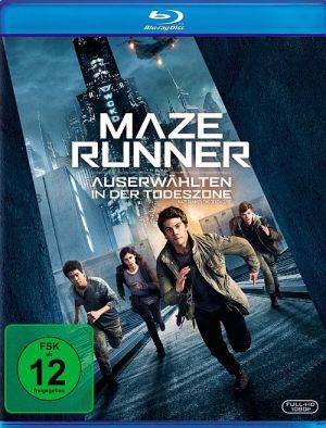 Maze Runner: Die Auserwählten in der Todeszone; Maze Runner: The Death Cure (BD) 2018