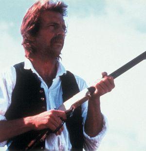 """Kevin Costner in """"Der mit dem Wolf tanzt"""""""