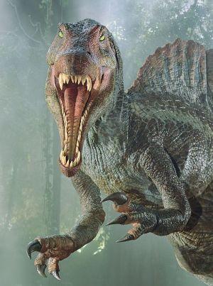 Jurassic Park 3 (Szene) 2001