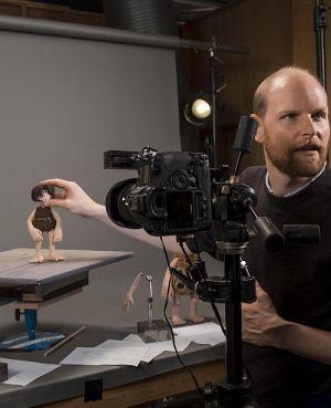 25 Bilder pro Sekunde werden bei Aardman Animations mit viel Geduld fotografiert