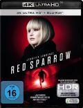 Red Sparrow (4K Ultra HD + Blu-ray)