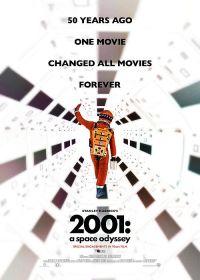 2001 - Odyssee im Weltraum (WA), 2001: A Space Odyssey (Kino 2018) 1968
