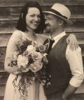Frisch verheiratet: Laura Prepon und Ben Foster